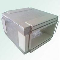 专业定制风管  玻璃钢风管 酚醛风管 长期供应