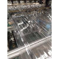 PC透明瓦840采光瓦 930波浪瓦 佛山聚碳酸酯PC采光板