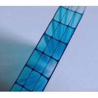 高强度四层阳光板-聚碳酸酯空心多层阳光板-16-20mm阳光