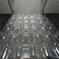 透明树脂瓦 PC树脂琉璃瓦 1050全透明PC采光亮瓦