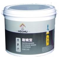 禾氏木HOSMU水性超级耐候色浆色彩鲜艳透纹理