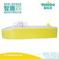 新疆整体游泳池别墅酒店室内泳池设备安装制造