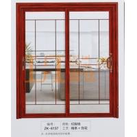 南京移门-雷钛门业-雷钛凹弧推拉门系列