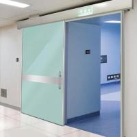 西安自動門醫用氣密門手術室感應門腳踏感應門防輻射