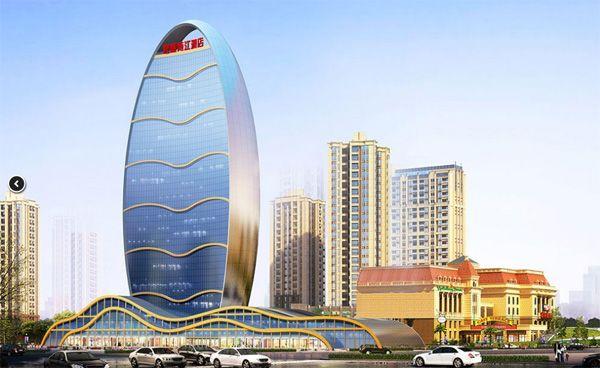 标志性建筑设计/重庆地标性建筑设计