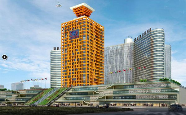 地标性建筑设计/贵州地标建筑设计
