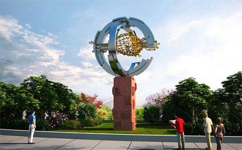 地产雕塑定制/广场雕塑设计/景区标志性雕塑