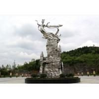 雕塑艺术/景区雕塑/仙女雕塑