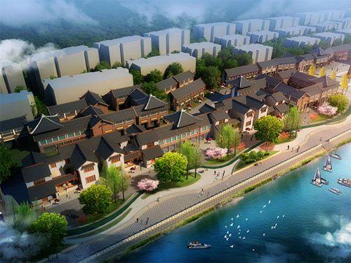艺术景观设计/特色小镇设计/重庆艺术景观公司