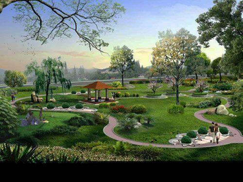 艺术景观设计/乡村旅游规划/特色规划设计
