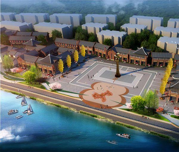 艺术景观设计/特色小镇建设/旅游规划设计