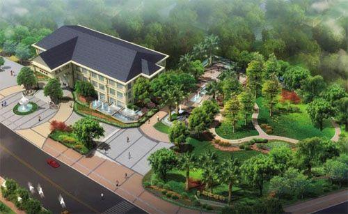 艺术景观设计/乡村旅游规划公司/重庆景观设计公司