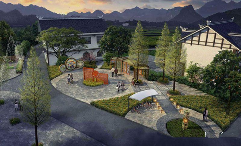 特色小镇设计/美丽乡村设计/贵州规划设计公司