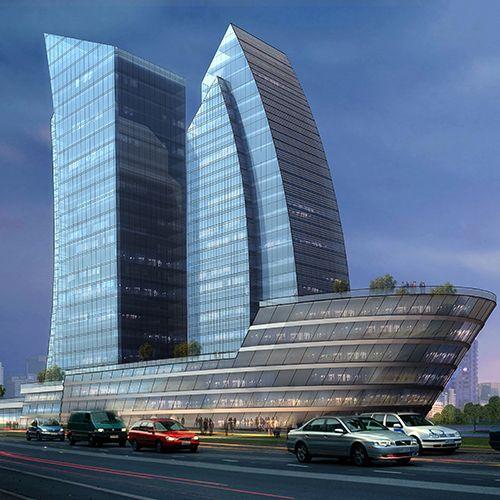 地标建筑设计/贵州网红建筑/贵州特色建筑