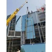 郑州12毫米蓝星灰镀膜,灰玻钢化玻璃