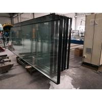 安徽合肥万达商场15mm19毫米防火热弯钢化玻璃