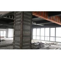 柱子包钢专用粘钢胶加固施工介绍
