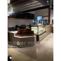 南京阿普勒水磨石地坪施工装修|商业地坪