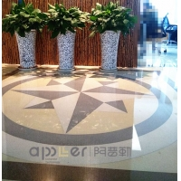 南京阿普勒环氧磨石地坪专业施工单位