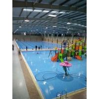 钢结构拼装泳池与混凝土泳池的区别