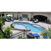 私人游泳池设计建造的特点