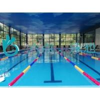 六点整体可拆装泳池与传统泳池的对比优势