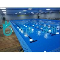 选择钢结构整体游泳池
