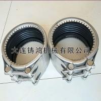 管道连接器-卡箍式管道连接器