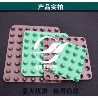 深圳 2.5公分凹凸透水板/块状蓄水板