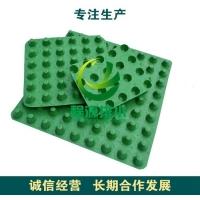 鸿集车库绿化2公分高塑料排(蓄)水板