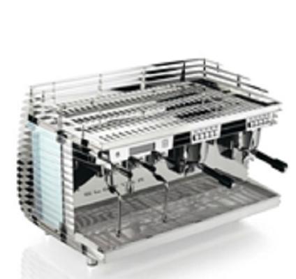 ELEKTRA 双头咖啡机 ALETTA-AM(带自动奶泡系