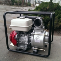 本田动力4寸柴油机自吸泵 泥浆泵 柴油机水泵机组