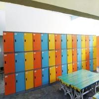 塑料更衣柜学生储物柜图片及尺寸