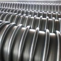 湖南长沙HDPE克拉管增强缠绕管聚乙烯克拉管给水管漏水