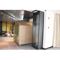 会议室三聚氰胺板多功能移动隔断 办公玻璃活动隔断墙屏风