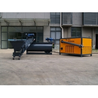 水泥发泡机 50型新品水泥发泡机 智能泵送泡沫混凝土