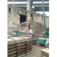 水泥砖码砖机 水泥砖装车机