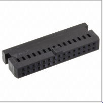 HIF3BA-30D-2.54C双排接口间距2.54mm不限