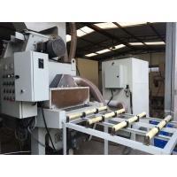 通过式铝型材自动喷砂机