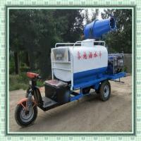 福建泉州三轮摩托车喷雾机