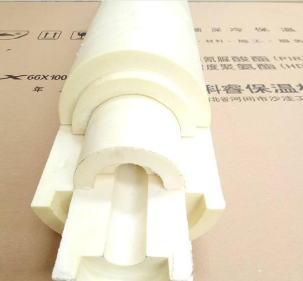 PIR硬质聚氨酯泡沫管壳管道保冷管壳河北厂家