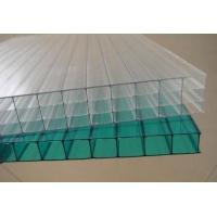 聚碳酸酯中空板 pc陽光板 透明隔熱屋頂采光板