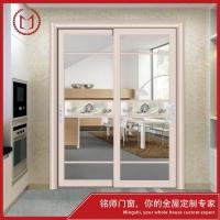 铭师门窗 两扇/四扇轻型高端家装厨房推拉门定制