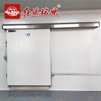 天津電動冷庫平移門 紅旗冷庫門定制