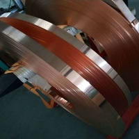 供应T2紫铜带 高纯度C1100进口纯铜带 日标C1020紫
