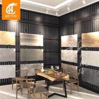 冲孔板挂钩木地板瓷砖展示架 多功能墙砖300*600*800