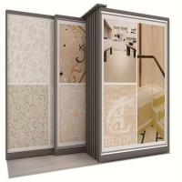 瓷砖展示架 推拉柜600*1200墙砖地砖 多功能可调节定制