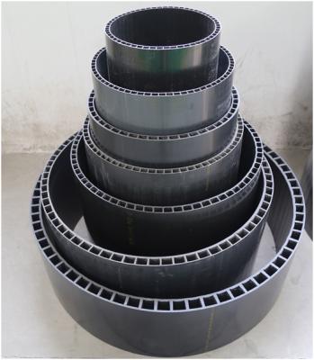 重庆PVC-U双层轴向中空壁管