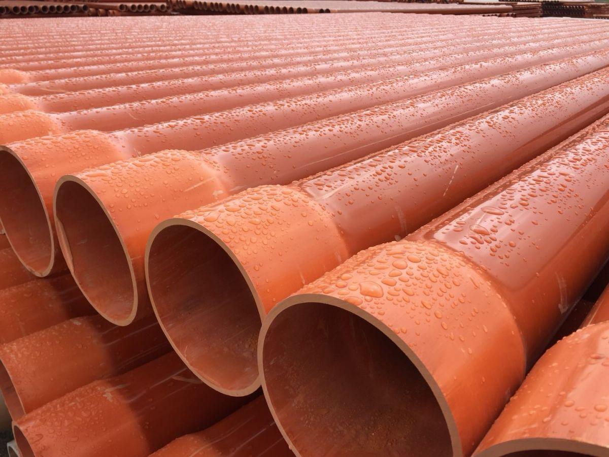 CPVC電力管,紅泥管,PE碳素波紋管-- 復迪