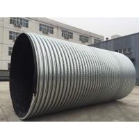 HDPE鋼塑復合纏繞管
